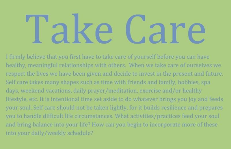 take care 2